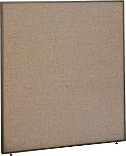Bush Business Furniture ProPanels - 66H x 60W Panel in Harvest Tan