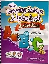 Amazing Action Alphabet Activities Workbook