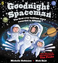 Goodnight Spaceman (Book & CD): Book and CD (Goodnight 6)