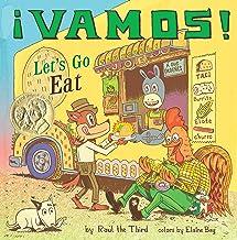 Vamos lets go eat