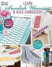 Learn Swedish Weaving & Huck Embroidery (Annie's Needlework Book 291022)