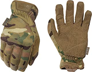 Mechanix Wear – Multicam FastFit Tactical Touchscreen Gloves (Large, Camouflage)
