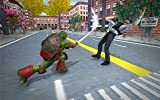 Incredible Ninja Street  Turtle Fight : unbrand sword freedom survival battle captain rescue mission  of flying newyork city end War game street fighting infinity rooftop plush