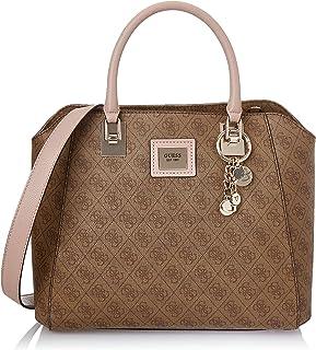 Guess Womens Shoulder Bag, Brown Multi - SG766823