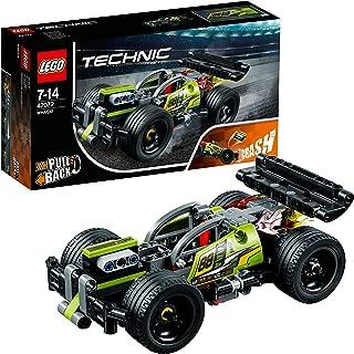 レゴ(LEGO) テクニック 激突レーサー 42072 知育玩具 ブロック おもちゃ 男の子
