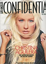 Christina Aguilera Los Angeles Confidential 2010 the Holiday Issue Kirk Douglas Shiva Rose Mindy Weiss Yossi Dina Bella Thorne