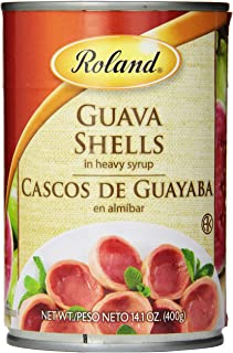 Roland Guava Shells in Heavy Syrup, 14.1 Ounce