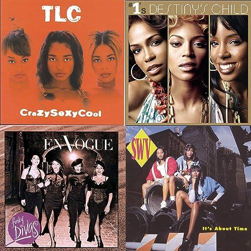TLC and More by Monica, Amerie, Wyclef Jean, En Vogue, SWV