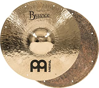 Meinl Cymbals B14FH Byzance 14-Inch Brilliant Fast Hi Hat Cymbal Pair (VIDEO)