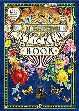 The Antiquarian Sticker Book: An Illustrated Compendium of Adhesive Ephemera