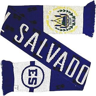 El Salvador 足球针织围巾