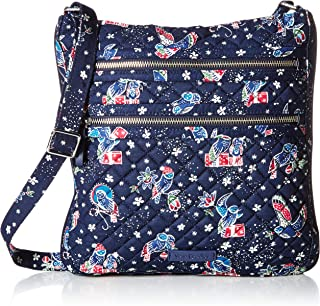Women's Iconic Triple Zip Hipster Holiday Owls One Size