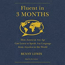 fluent in 3 months english
