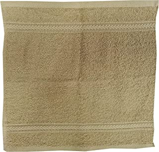 Princes Terry face towel, Beige, 30x30cm