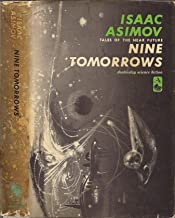 Nine Tomorrows: Tales of the Near Future (Doubleday Science Fiction)