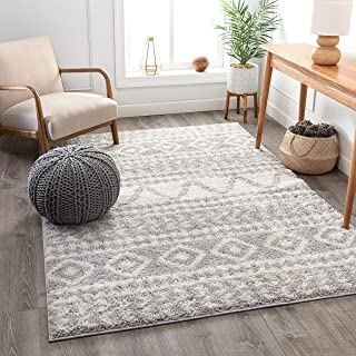 Best grey area rug 8x10 Reviews