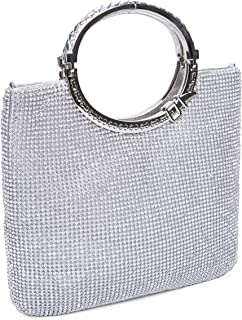 Best silver sparkle purse Reviews