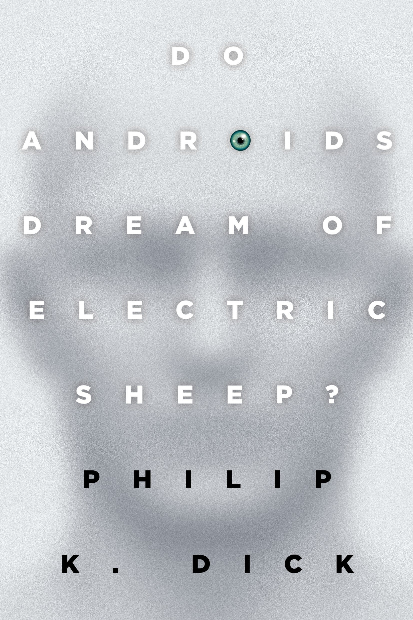 Androids Dream Electric Sheep inspiration