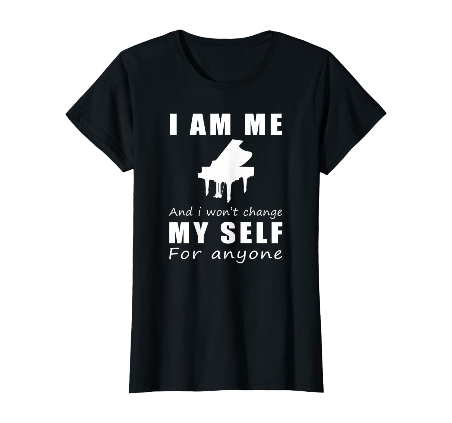 piano I am me and i won't change my self for anyone-Yolotee