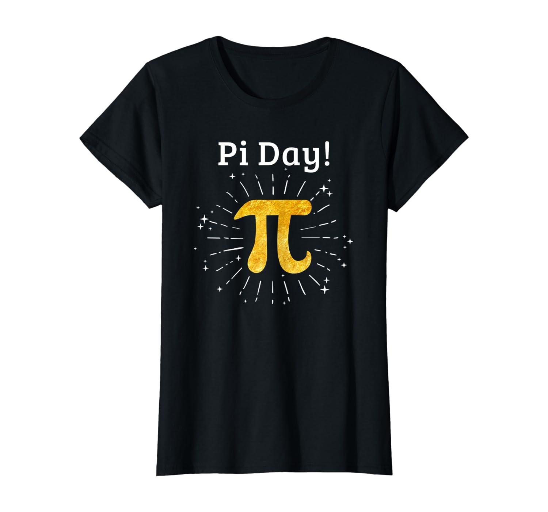 Happy Pi Day Math Geeks Algebra Students Teacher T-Shirt