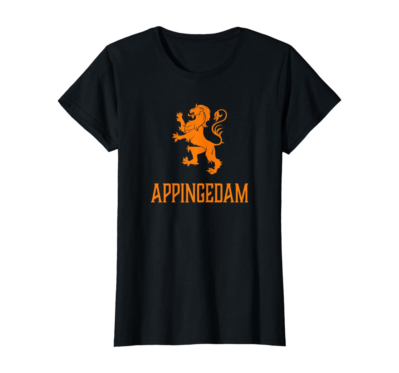 Appingedam, Netherlands – Dutch T-shirt
