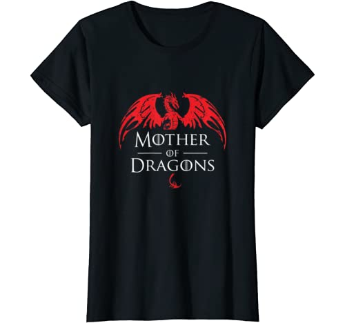 Mother Of Dragons   Funny Mother's Day & Mom Gift T Shirt
