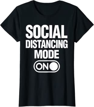 SOCIAL DISTANCING MODE【ON●】