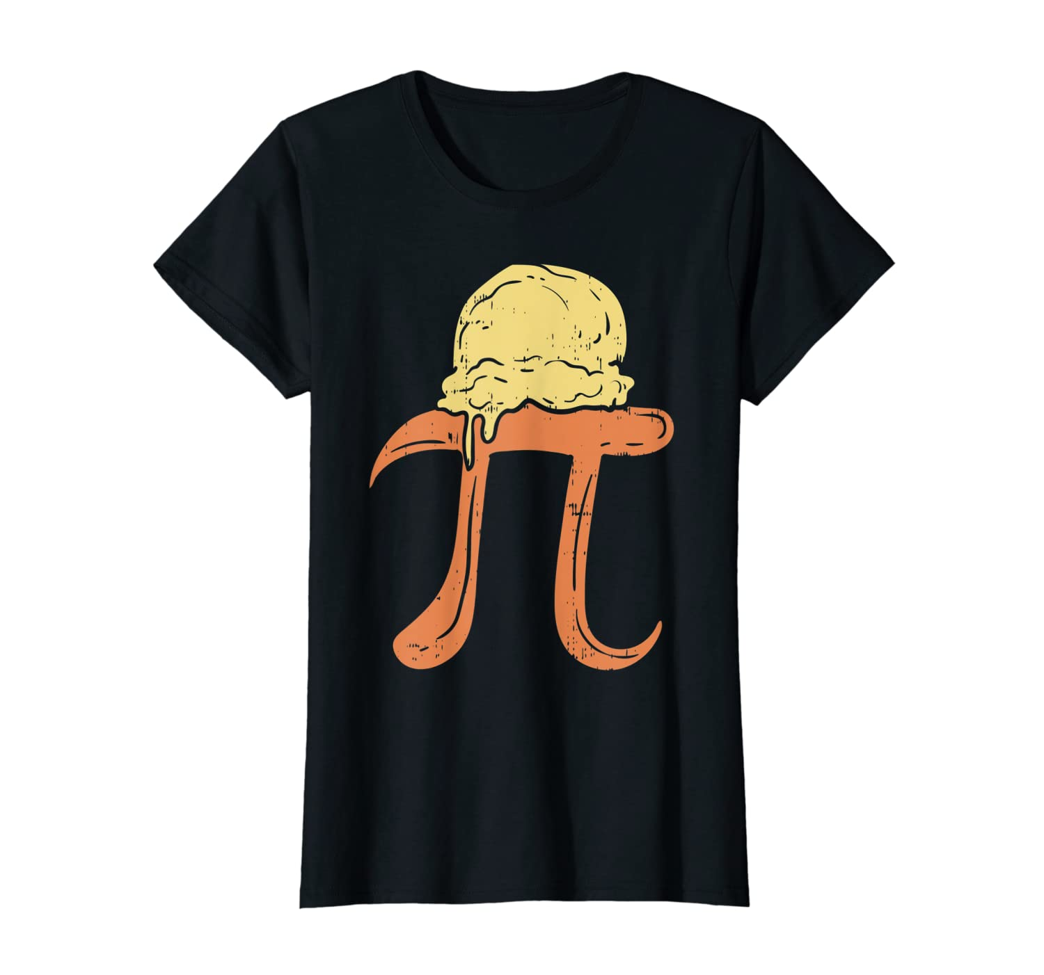 Funny Pi A La Mode Shirt Pie Ice Cream Math Day Foodie Gift-Awarplus