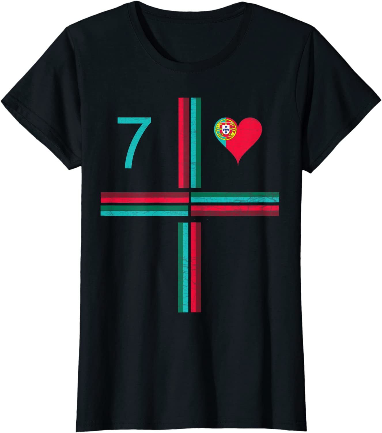 Amazon Com Portugal Soccer Jersey 2018 Team T Shirt Sports Outdoors