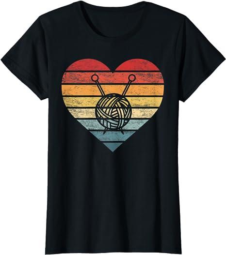 Knitter Womens T-Shirt