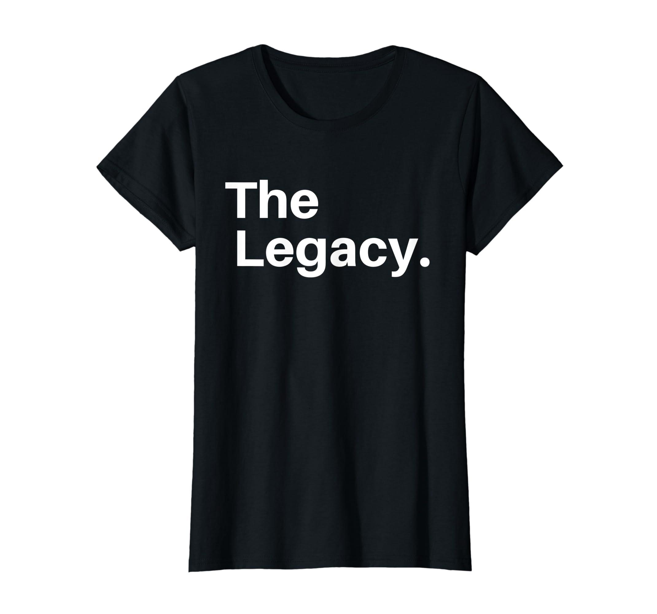 15984fbc1 Amazon.com  The Original The Remix The Legacy Shirt for Kids Boys Girl   Clothing