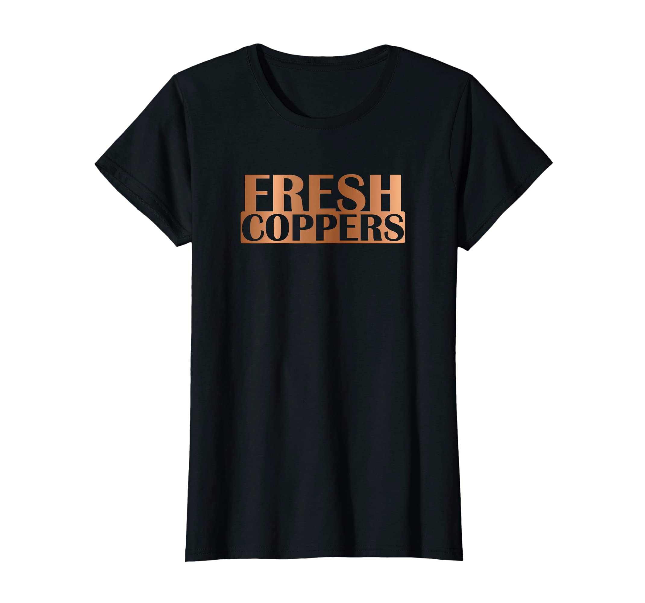 061a9f29b1fdf Amazon.com  Fresh Coppers Foams Sneaker T-Shirt Foamposite Match  Clothing