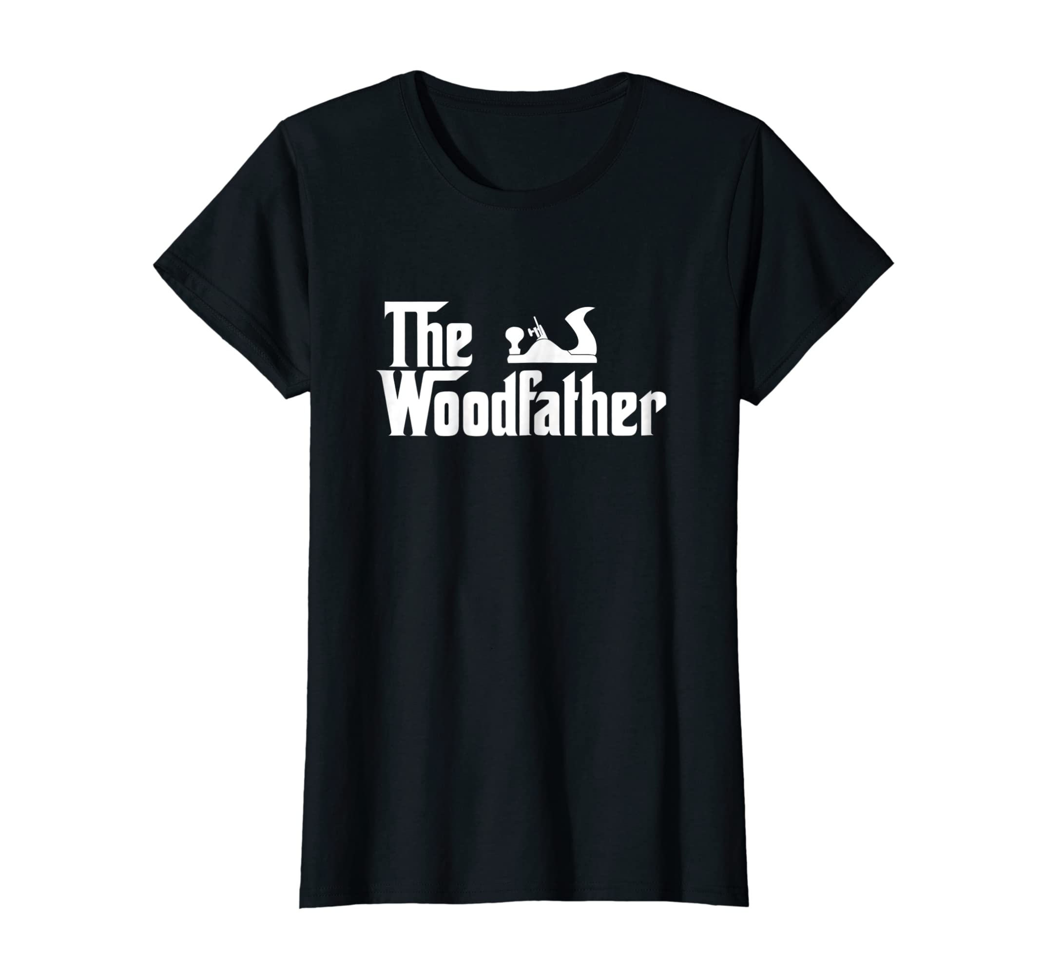 The Wood Father Funny Woodworking Carpenter T Shirt Gift-Loveshirt