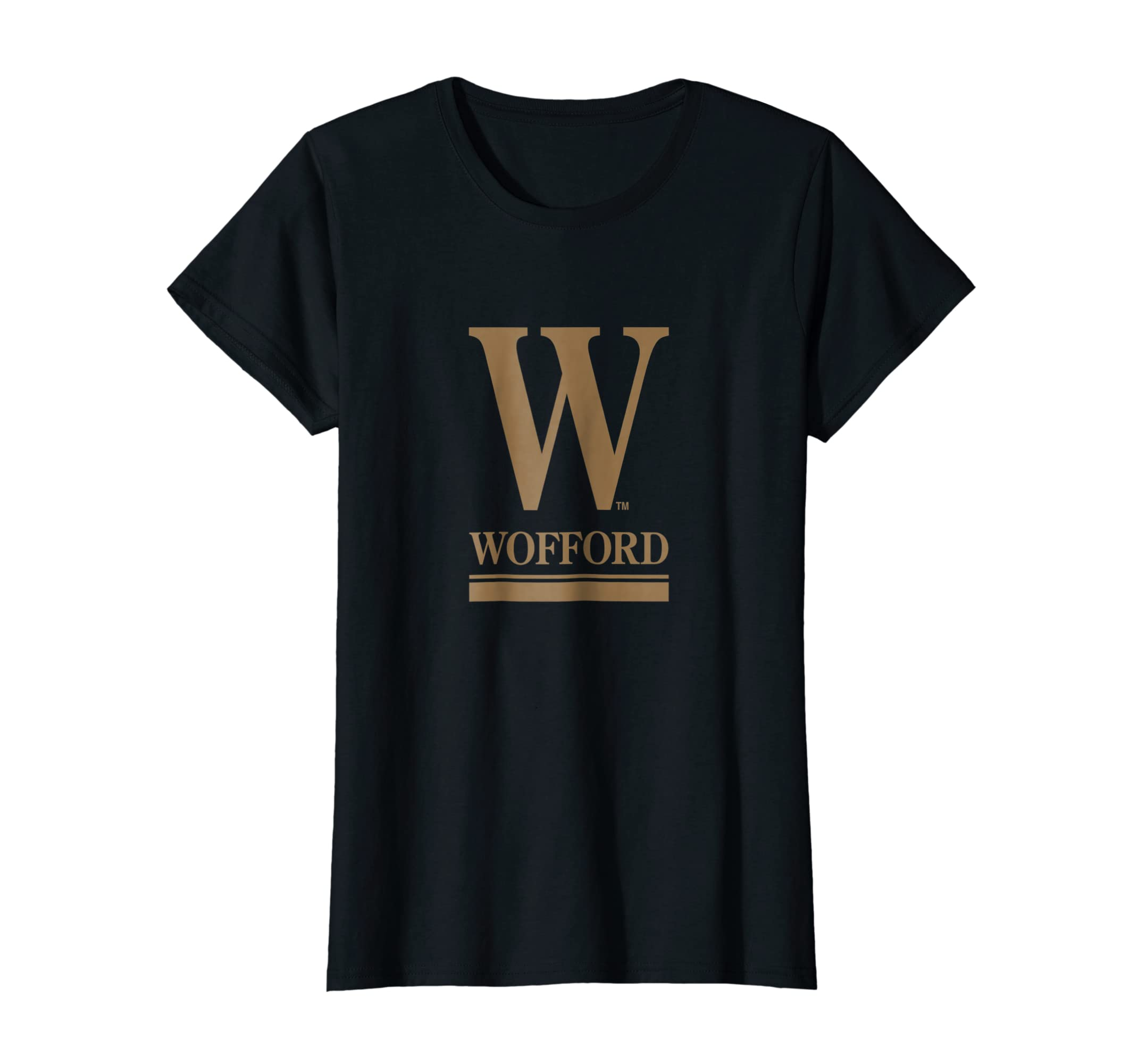 reputable site 56254 6beba Amazon.com: Wofford College Terriers T Shirt: Clothing