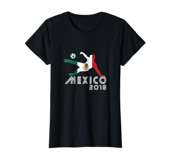 ac82498ae442f Amazon.com  Womens Playera Seleccion Mexicana Futbol 2018 Camiseta ...