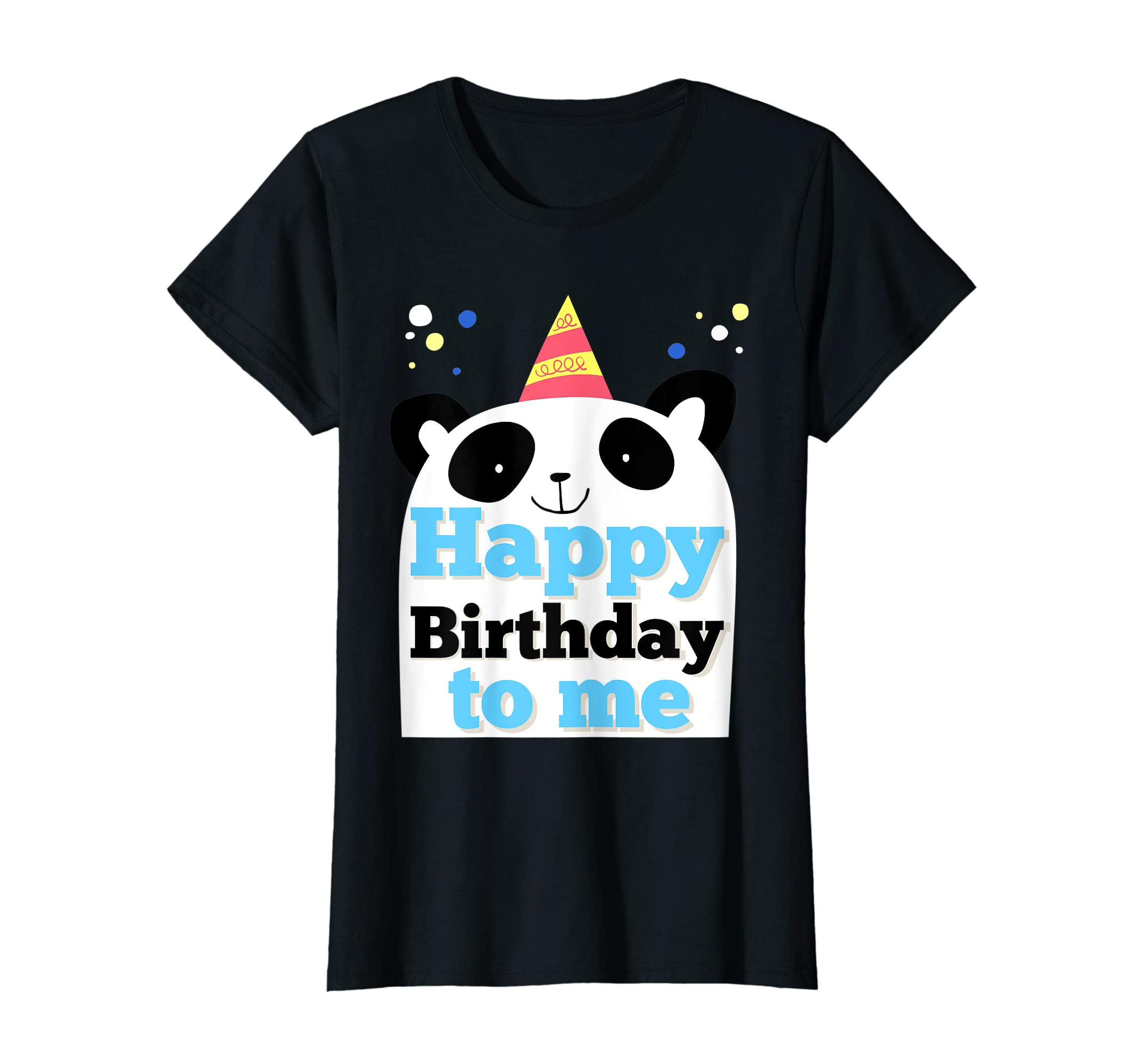 Amazon Cute Panda Birthday Gifts Happy To Me Cool Clothing