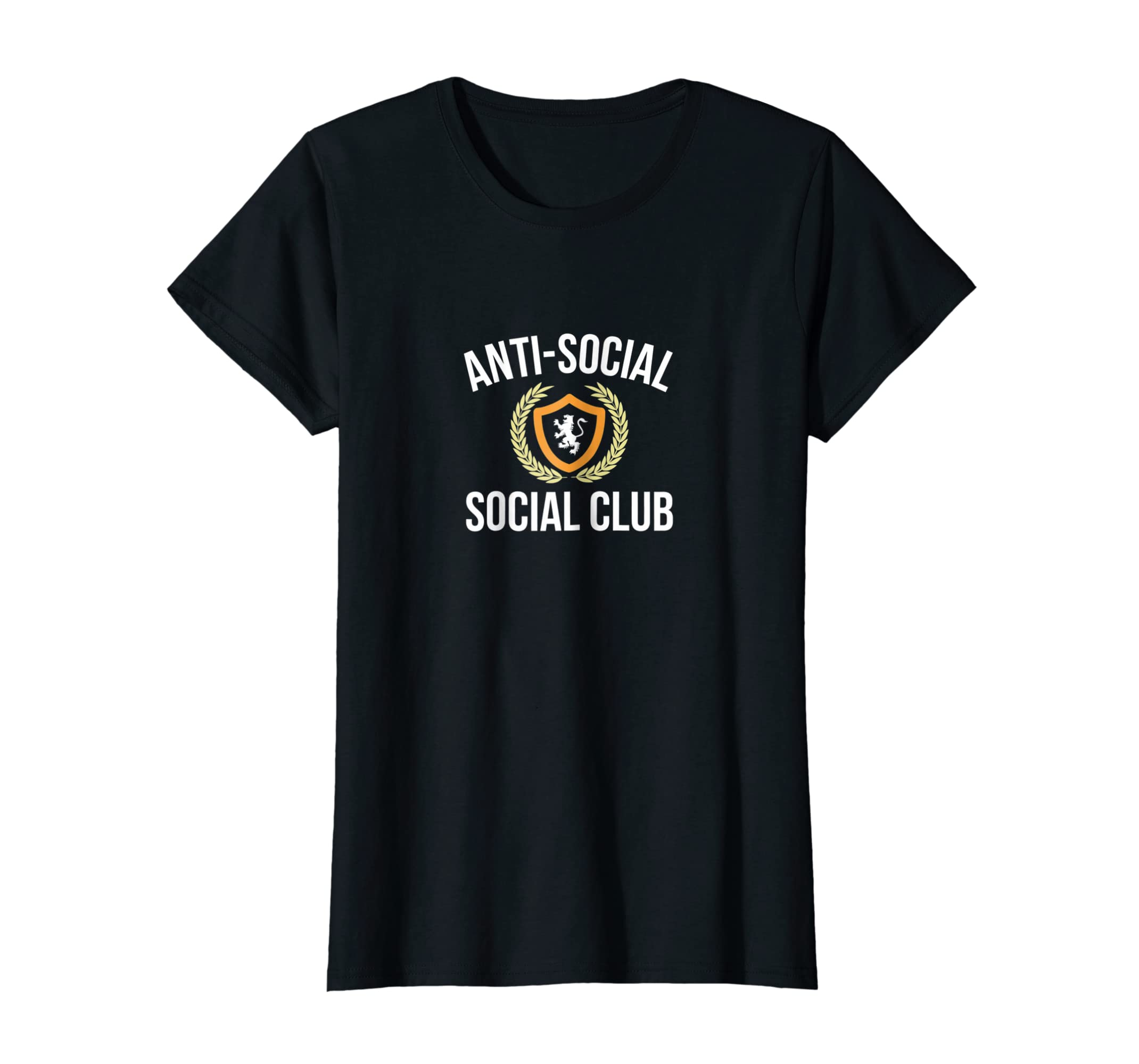 5cfd78931 Amazon.com: Anti-Social - Social Club - T-shirt: Clothing