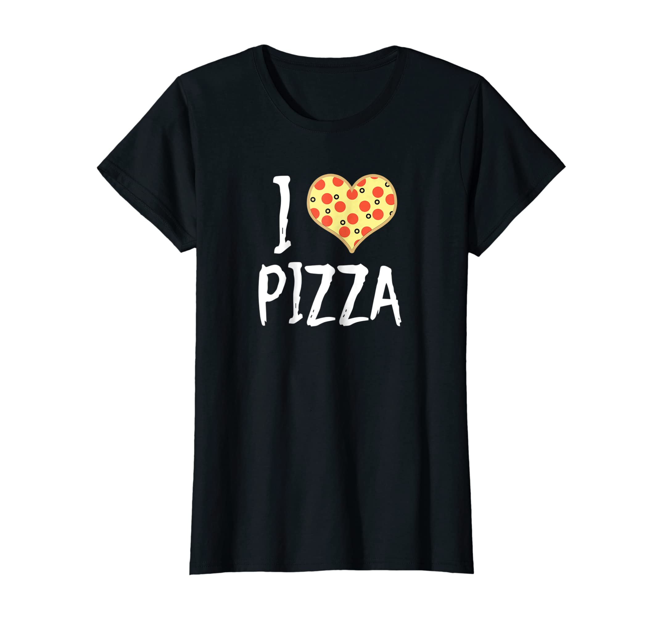 e3cf879f7 Amazon.com: I Love Pizza T Shirt Funny Pizza Lover Gifts: Clothing