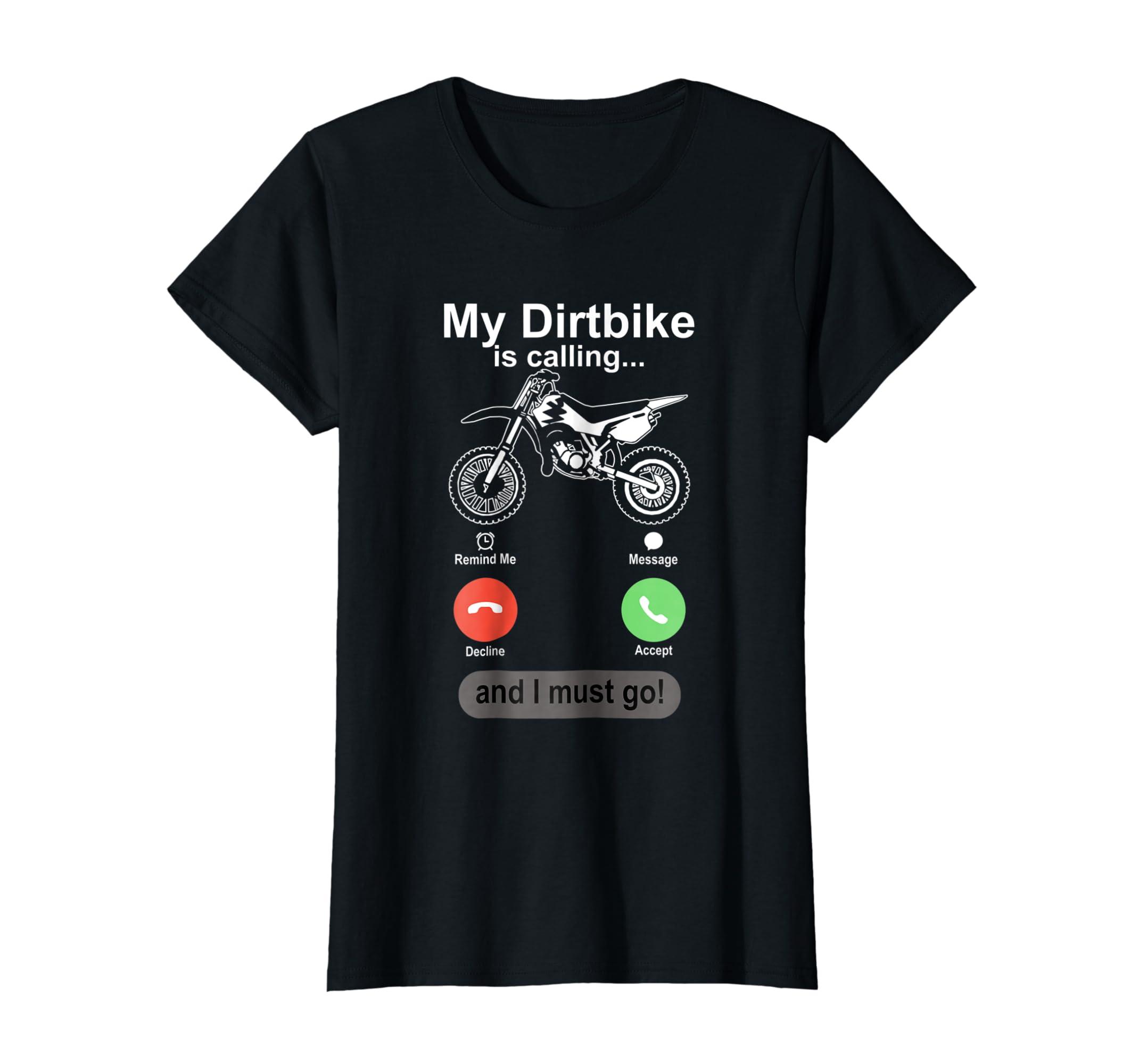 Off Road Motocross Dirt Bike T Shirt Dirtbike Riders Brap-Protee