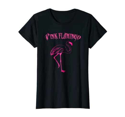 6b9f81a70a Image Unavailable. Image not available for. Color  Women s Pink Flamingo  Gift Idea Shirt