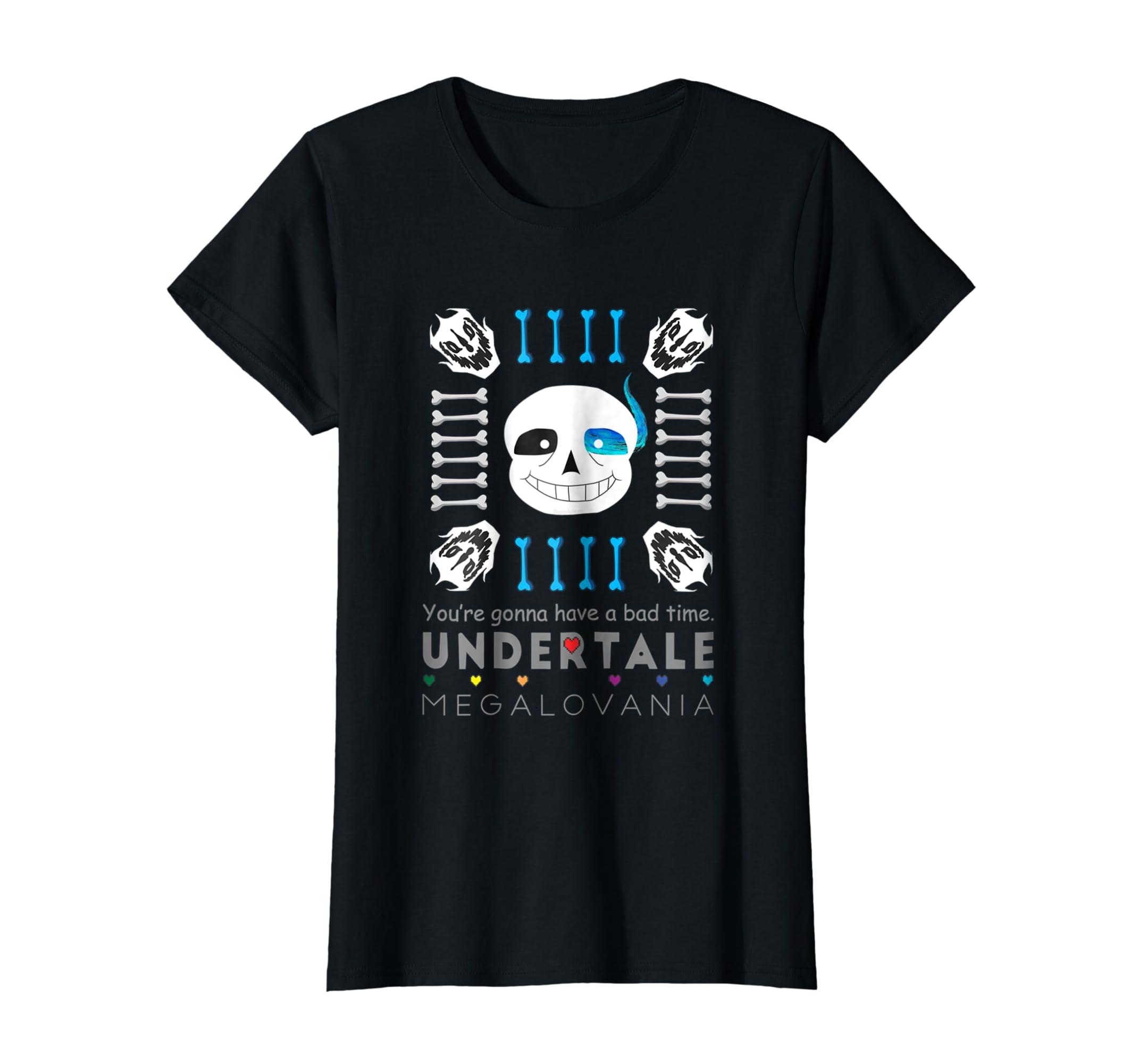 Undertale-Sans T Shirt