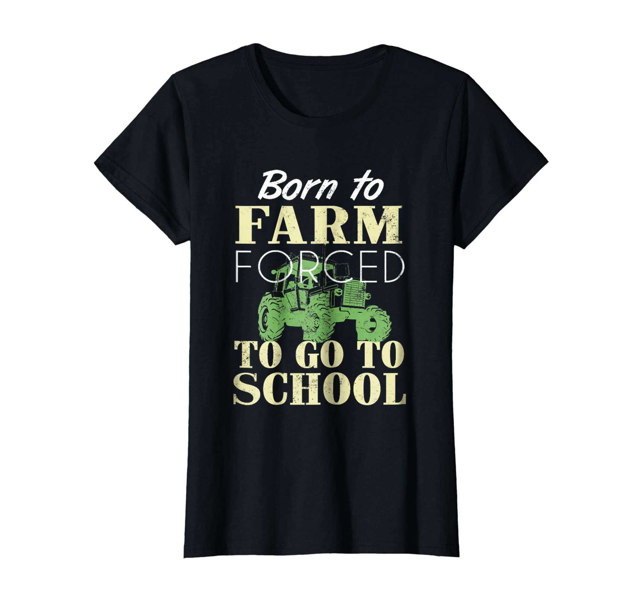 Born to farm forced to go to school Tee-Awarplus