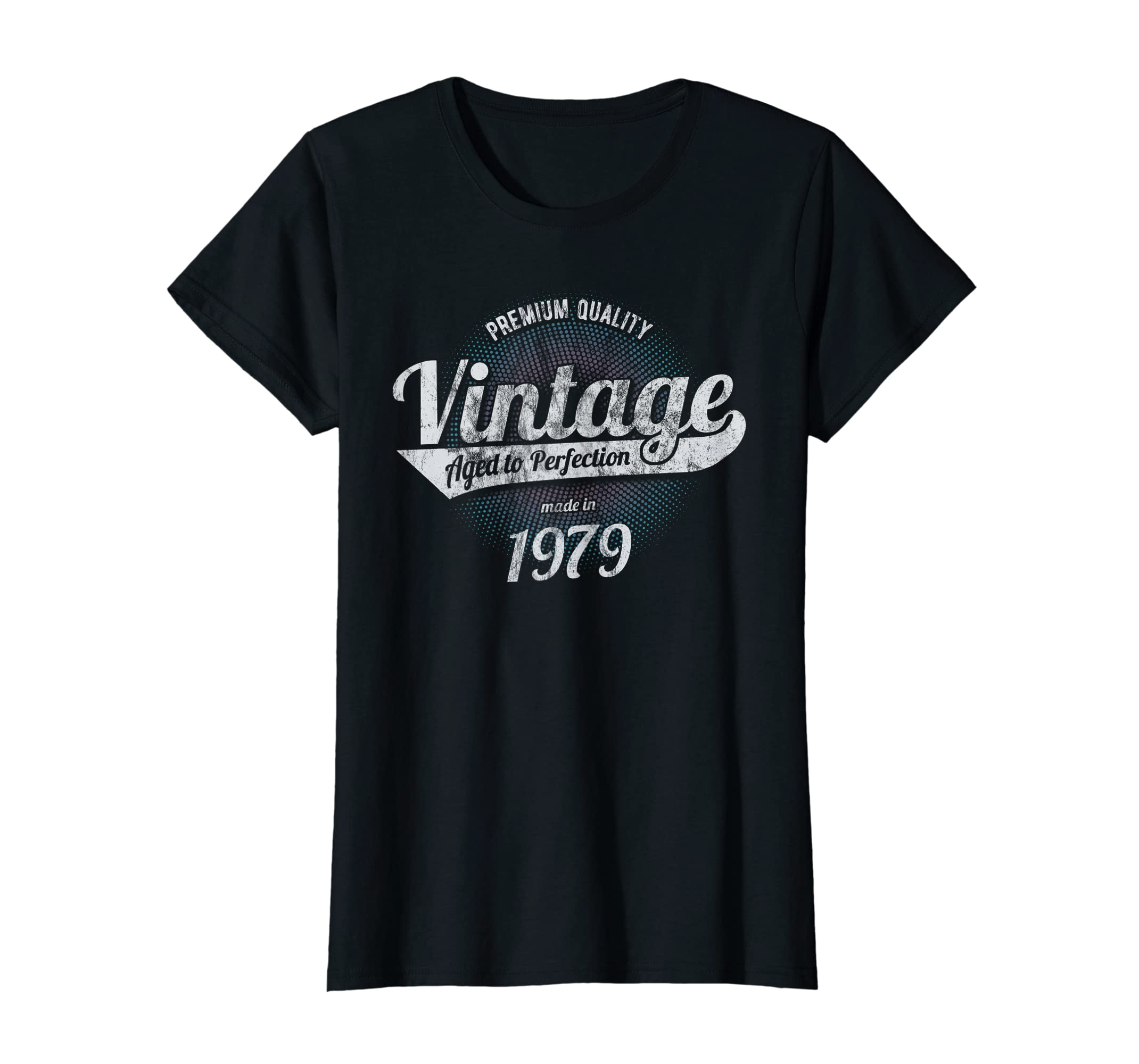 Amazon Vintage Est 1979 T Shirt 40 Years Old 40th Birthday Gift Clothing
