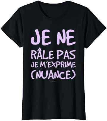 Femme Tee Shirt Femme Humour J…