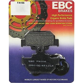EBC Brakes FA65 Disc Brake Pad Set