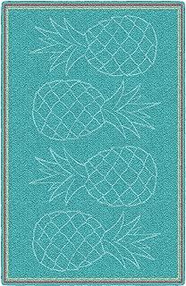 Best teal pineapple decor Reviews