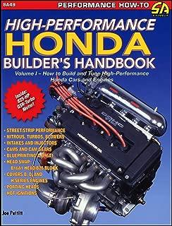 High Performance Honda Builders Handbook (S-A Design)