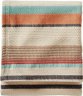 Pendleton Chimayo Stripe Cotton Blanket