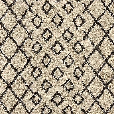 Marque Amazon - Movian Yantra Tapis rectangulaire, 241,3x160cm (longueurxlargeur), Motif formes géométriques