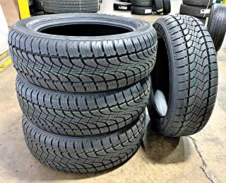 Set of 4 (FOUR) MRF Wanderer S/L Highway All Season Radial Tires-235/55R19 105T